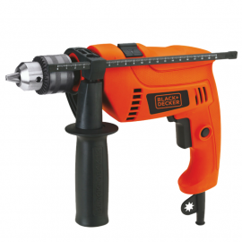Taladro Percutor Black & Decker 13mm 550w