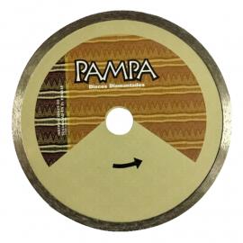 """Disco Diamantado Aliafor Pampa Pmc 4.3"""" Continuo"""