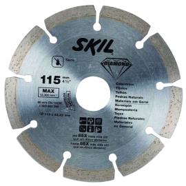 "Disco Diamantado Skil 4.1/2"" Segmentado"