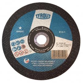 Disco Centro Plano Tyrolit 178X1.6 22 Perfect