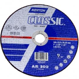 Disco Centro Plano Norton 178X1.6X22 Classic