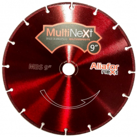 Disco Diamantado Multinext 230x2.8x4 mm Segmentado