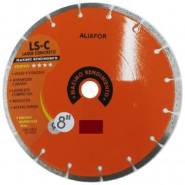 """Disco Diamantado Laser Aliafor Ls-C Mx 9"""" 230mm"""