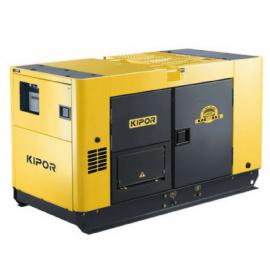 Grupo electrógeno generador Kipor KDE30SS3 Ultra Silent