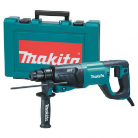Rotomartillo Percutor Makita Hr2641 800w 2.9 Joules SDS Plus