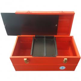 Caja De Herramientas Metálica 445x210x210 mm Con Bandeja Interna