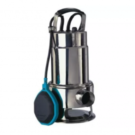 Bomba Sumergible Inox Gamma 550w Aguas Turbias