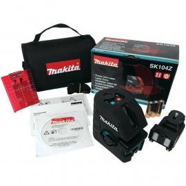 Nivel Laser Makita SK104Z Autonivelante 15mts