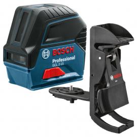 Nivel Láser Bosch GCL2-15 + Soporte BM3