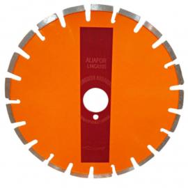 """Disco Diamantado Aliafor S14Ca10S 14"""" P/Concreto Con Abr. Supreme Pastilla 10 Mm"""