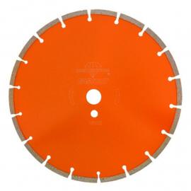 """Disco Diamantado Target 24"""" P/Hormigon Curado Pastilla 10 Mm Naranja"""