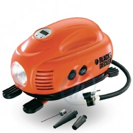 Inflador Automatico Digital 12v Black And Decker Asi200