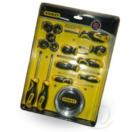 Kit Set Juego De Destornilladores 40 Pz Stanley 64-067