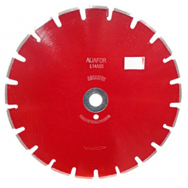 """Disco Diamantado Aliafor S14A9S 14"""" P/Abrasivo Supreme"""