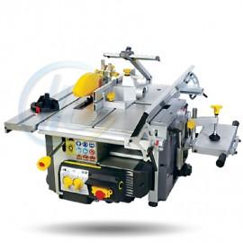 Máquina Combinada para Carpintería 5 operaciones 1hp Gamma