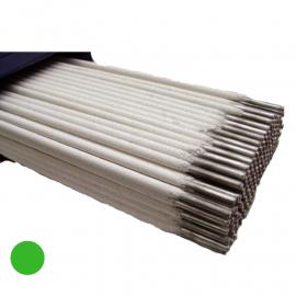 Electrodo con arco punta verde 7018 3,5 mm 1 Kg