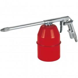 Pistola Pulverizadora Metálica para Limpieza
