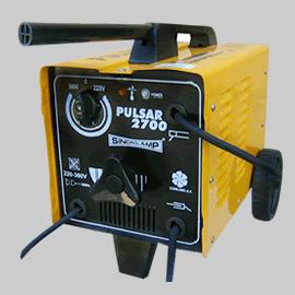 Soldadora Eléctrica Sincrolamp Pulsar 2700 - 200 amp