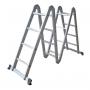 Escalera Articulada Multiproposito ZERO 4x4 - 4,70m - Aluminio