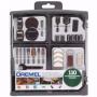 Set Kit De Accesorios Multiuso Para Mini Torno Dremel 110 Piezas