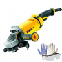Amoladora Dewalt Dwe4577 - 180mm 7 Pulg 2700w + Kit Regalo!
