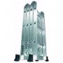 Escalera Articulada Plegable Multipropósito 4,70m Lusqtoff 4x4