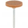 Piedra Esmerilada De Óxido De Aluminio 25.4mm Dremel 8215