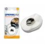 Disco De Paños EZ Speedclic Para Limpieza y Pulido Dremel 423