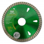 Disco Diamantado Aliafor Trf 115mm 4.5""