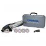 Sierra Amoladora Multicortadora Dremel Saw Max 710w + Discos + Maletín