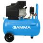 Compresor 50Lts 2,5Hp  Gamma Monofásico