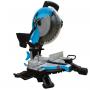 """Sierra Ingletadora Biseladora Gamma G2354 1800w 10"""" 254mm Con Laser"""